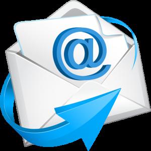 Changement d'adresse e-mail